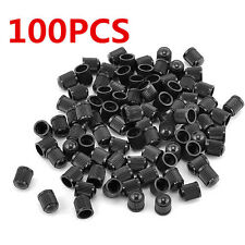 100PCS Plastic Truck Car Bike Motorcycle Truck for Wheel Tire Valve Stem Caps CA