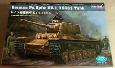 HOBBY BOSS HOBBYBOSS 84818 - 1/48 GERMAN Pz.Kpfw KV-1 756(r)