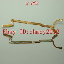 2pcs Lens Aperture Flex Cable For CANON EF-S 18-55mm f/3.5-5.6 I/II USM