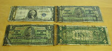 1935 1937 Bank note of Canada US Bank note WW ll Soldier US Canadian signature