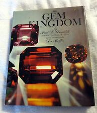 1971 The Gem Kingdom by Paul E. Desautels Lee Boltin Photography Jewels Book
