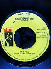 Eddie Floyd - You're Good Enough (To Be My Baby) b/w Spend All Your Love On Me 7