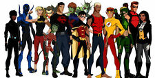 Young Justice: Season One (1) & Season Two (2)(Invasion)(Blu-ray)(Region Free)