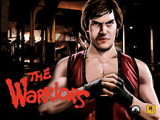 THE WARRIORS 1979 MOVIE ANIMATED POSTER AJAX