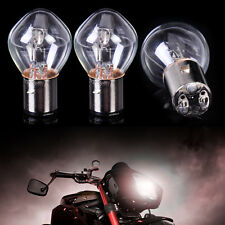 10x Sale Headlight Bulb 12V 35W B35 BA20D fit for Chinese GY6 Scooter Moped ATV