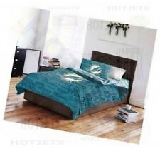 MIAMI DOLPHINS BEDDING SET TWIN NFL FOOTBALL BED PILLOW JERSEY SUPERBOWL HD TV