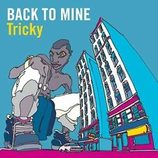 TRICKY - Back To Mine (UK Import CD, 2003, DMC)
