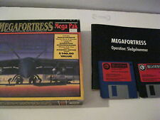 "Megafortress Mega Pak PC game 3.5"" disks complete Three sixty"