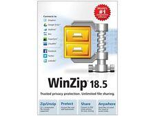 Corel Winzip 18.5 Standard - Product Key Card