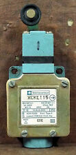 1 USED TELEMECANIQUE XCKL115 LIMIT SWITCH ***MAKE OFFER***