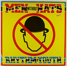 "12"" LP - Men Without Hats - Rhythm Of Youth - B2600 - washed & cleaned"