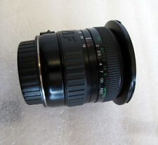 Vivitar 19-35mm f3.5-4.5 Series 1 MC AF Lens for Canon EF mount cameras