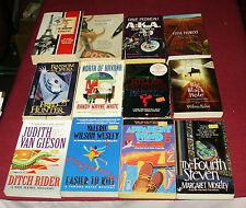 Lot of 295 + Mystery Novels Various Authors You Pick 10 books