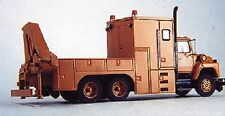 HO 1/87 Custom Finishing # 7072 Crane Supply Carrier Truck Body Only Kit