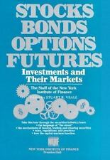 Stocks, Bonds, Options, Futures: Investments and Their Markets New York Institu