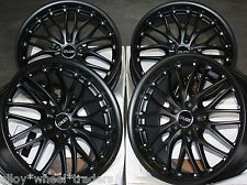 "18"" STEALTH 190 ALLOY WHEELS FITS HONDA ACCORD CIVIC CR-V CRZ HR-V 5X114 MODELS"