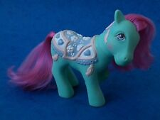VINTAGE PERSONAGGIO-My Little Pony-TAGLIA-Merry-Go - Round Pony 1989