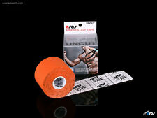 Ares Tape Uncut - Kinesiology Elastic Sports Tape PRO - Orange - Support KT