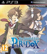 PS3 Game The Guided Fate Paradox NEW