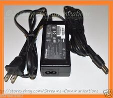 Genuine TOSHIBA Satellite Pro C650-EZ1511 19V Laptop Adapter / AC Charger