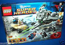 LEGO 76003 SUPER HEROES DC Universe retired NISB SUPERMAN Battle of Smallville