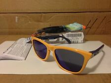 NEW Oakley LIMITED EDITION Aquatique FROGSKINS, Drop Off / Blue Iridium, 24-362