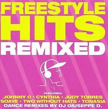 FREE US SH (int'l sh=$0-$3) NEW CD Various: Freestyle Hits Remixed