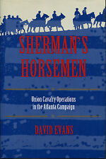 Sherman's Horsemen: Union Cavalry Operations in the Atlanta Campaign-1st Ed./DJ