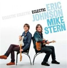 Eric Johnson / Mike Stern  •  Eclectic   (CD, Oct-2014, Heads Up)
