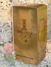 ~HUGE~ Paco Rabanne One Million 1 ~ MEN ~20.2 oz / 600ml Shower Gel ~ New Sealed
