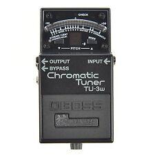 BOSS TU-3W Chromatic Tuner