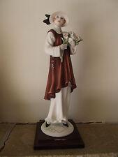 Giuseppe ARMANI FLORENCE FIGURINA il bouquet di rose 1699c in perfette condizioni.