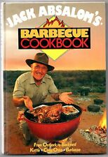Jack Absalom's Barbecue Cookbook, ISBN 0867881844,kettle, camp oven barbecue