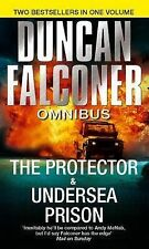 Duncan Falconer The Protector/Undersea Prison Very Good Book