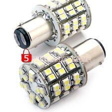 Lampada Luce Stop Indicatore Posizione 60 LED SMD 3528 Bianco 12V Auto Tuning