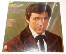 Sonny James My Love Don't Keep Me Hangin On 1970 Capitol S T478 Vinyl LP Sealed