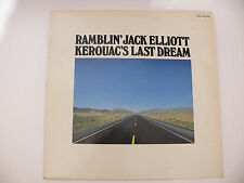 "Ramblin´ Jack Elliott - Kerouac´s Last Dream  - LP 12"" - 1116"