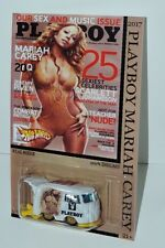 HOT WHEELS CUSTOMS VW KOOL KOMBI PLAYBOY MAGAZINE MARIAH CAREY  Real Riders