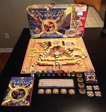 Treasure Of The Lost Pyramid 3D Pop-Up Board Game - Complete! - 2008