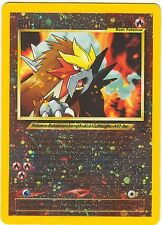 ENTEI REVERSE HOLOFOIL - POKEMON BLACK STAR PROMO #34