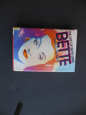 THE LIFE OF BETTE DAVIS BY: CHARLES HIGHAM HARDCOVER