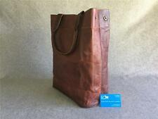 Handmade Goat Leather T-TOTE Shop Tall Bag Shoulder YKK Billy Goat Designs