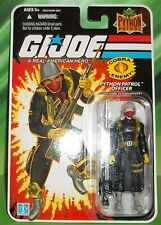 G I GI JOE 25TH ANNIVERSARY COBRA PYTHON PATROL OFFICER FIGURE MOC