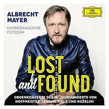 ALBRECHT/KAMMERAKADEMIE POTSDAM MAYER - LOST AND FOUND  CD NEU
