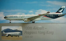 Herpa Wings Set 1:400 Airbus a330/Douglas dc3 Cathay Pacific 562089