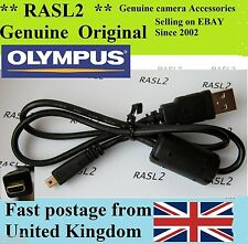 Genuine olympus câble usb stylus mju u 1070sw 5000 T100 SP-600 X-925