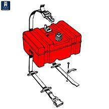 TH Marine Fuel Container Hold Down Kit FCH-1-DP