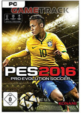 Pro Evolution Soccer 2016 STEAM CD Key PES 16 PC Download Code [DE/EU] NEU