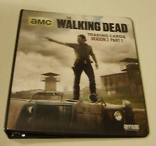 2014 The Walking Dead Season 3 Part 1 Trading Card (Binder Only)