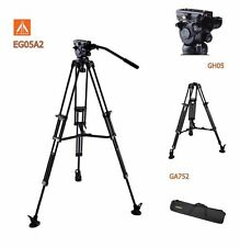 EG05A2  Two Stage Aluminum Tripod w/GH05 head (E-Image)